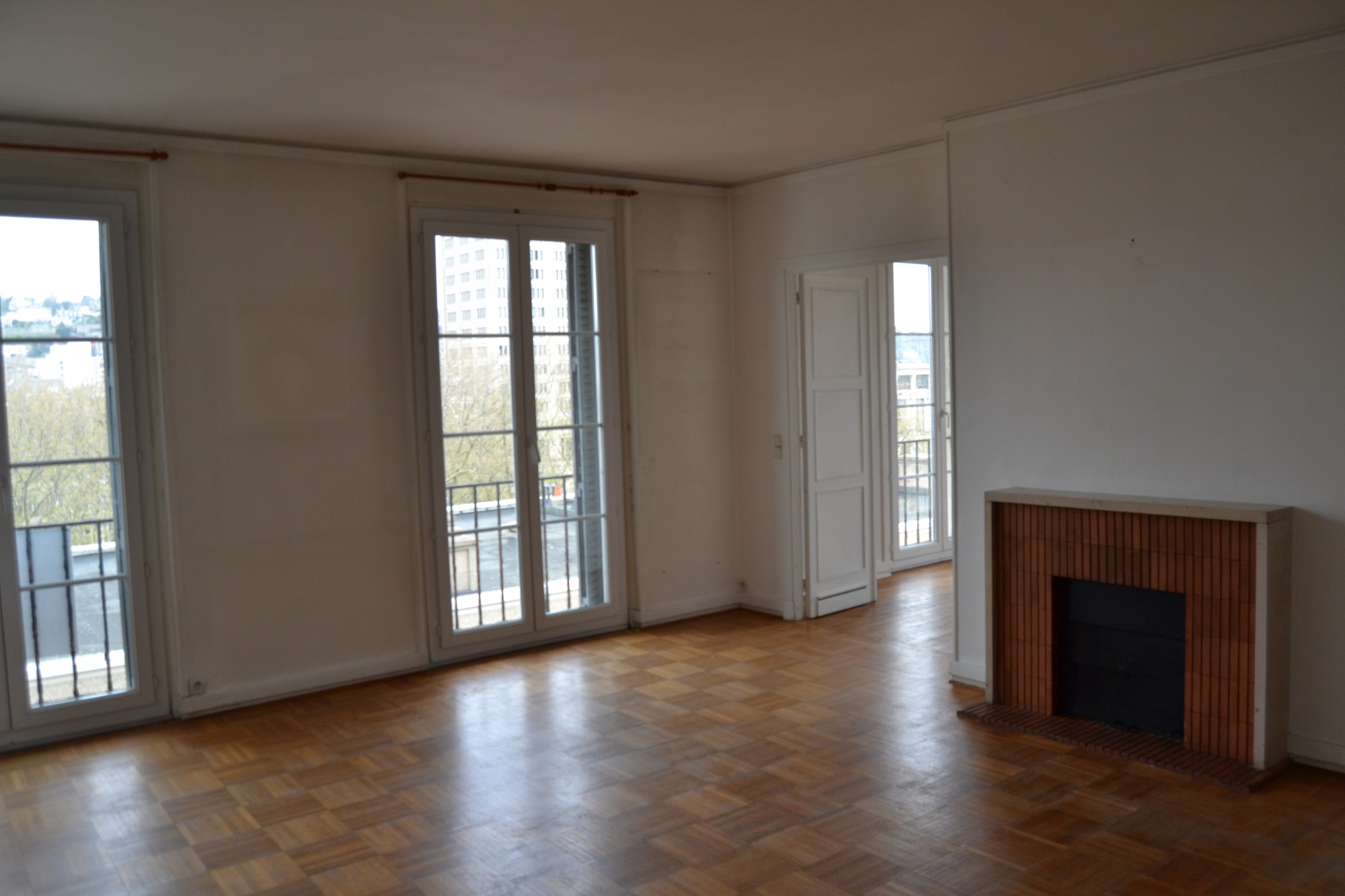 Ventes appartement de type f4 t4 f4 le havre hotel de for Appartement immobilier