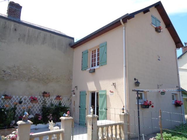 Ventes maison t4 f4 montivilliers proche centre ville for Location garage montivilliers