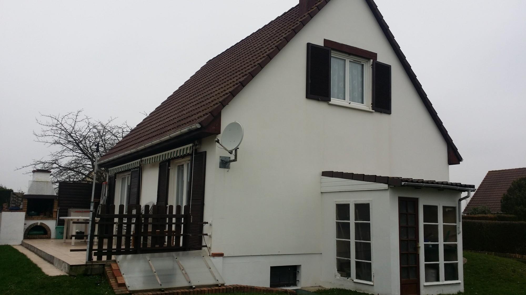Ventes maison t5 f5 montivilliers les lombards achat et for Location garage montivilliers