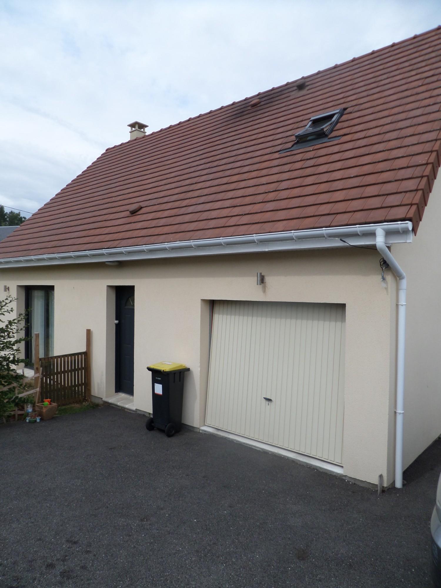 Ventes maison t4 f4 bolbec achat et location maison for Location garage montivilliers