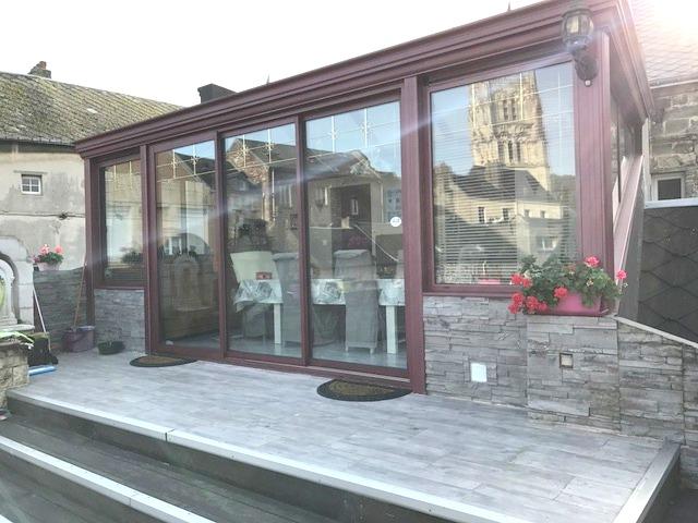 Ventes ensemble de 2 maisons harfleur achat et location for Location garage montivilliers