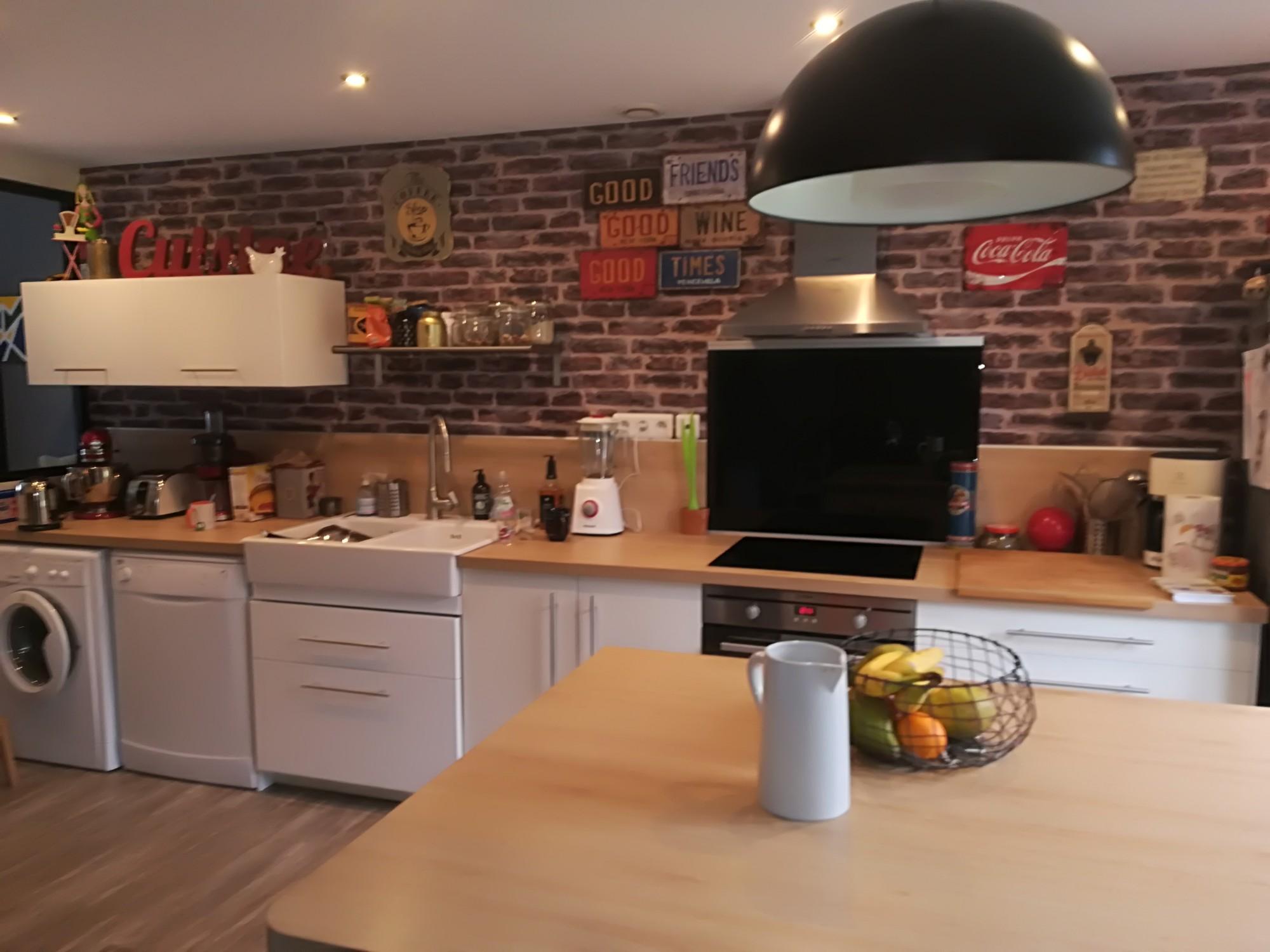 Ventes maison belle surface t6 f6 montivilliers achat et for Achat maison de campagne