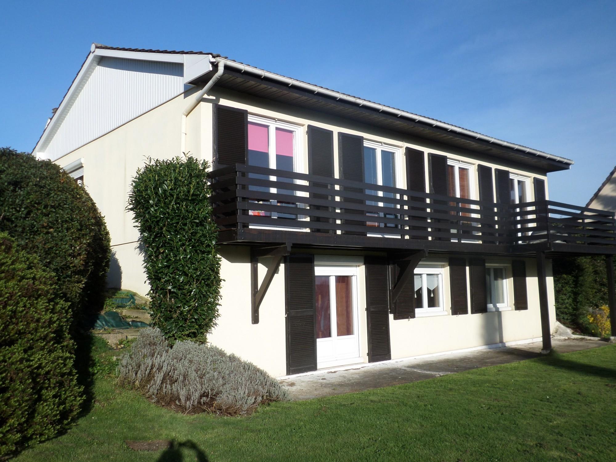Ventes maison t8 f8 montivilliers 160m habitable achat et for Location garage montivilliers