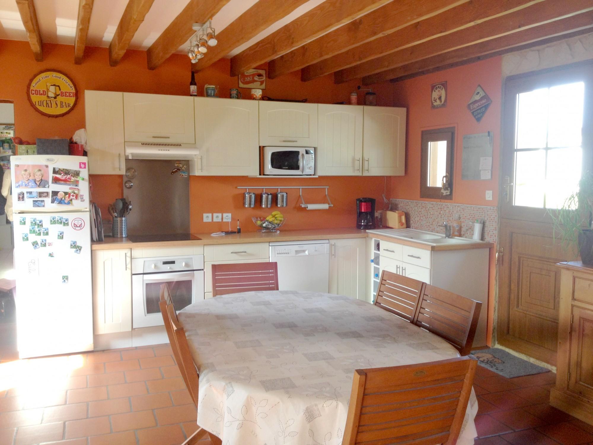 Ventes maison t5 f5 beuzeville la grenier 76210 achat et for Location garage montivilliers