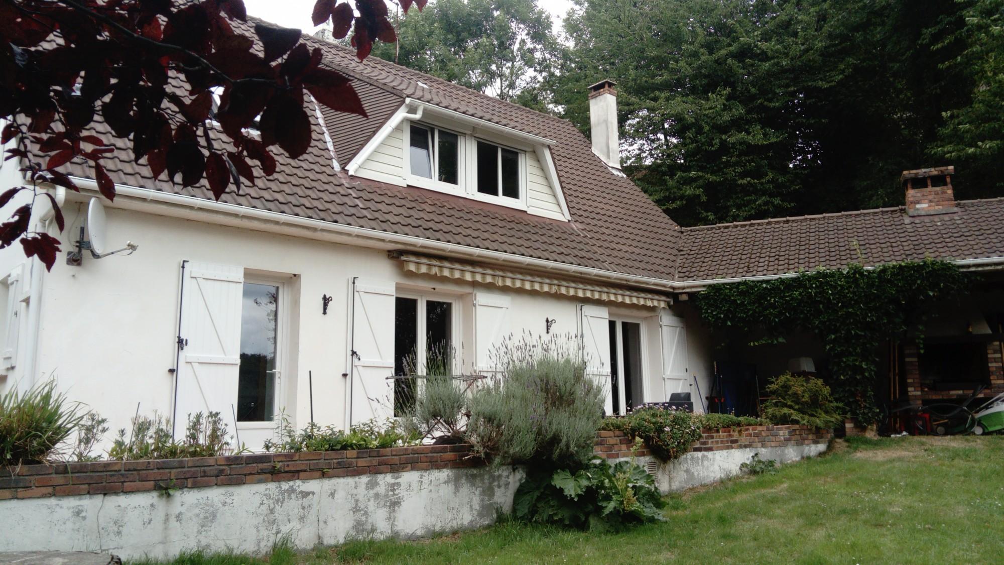 Ventes maison t6 f6 gonfreville l 39 orcher achat et location for Location garage montivilliers